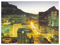 The Mother City Cape Town